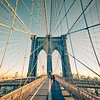 Brooklyn Bridge's Ropes