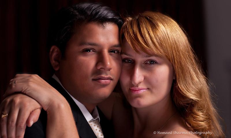 Sandeep and Sveta.