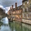The Mathematical Bridge, Cambridge