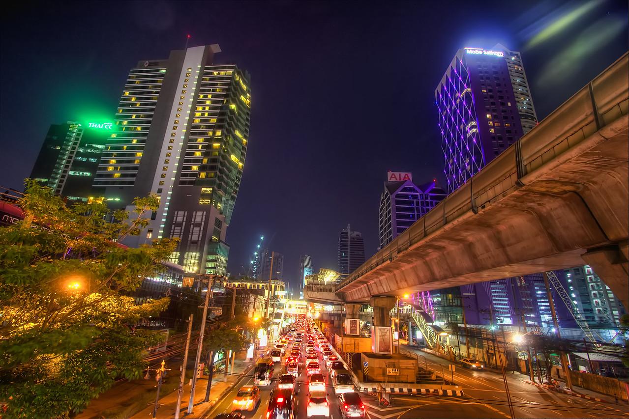 Endless Traffic