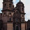 Church Wedding - Plaza De Armas Cusco Peru South America