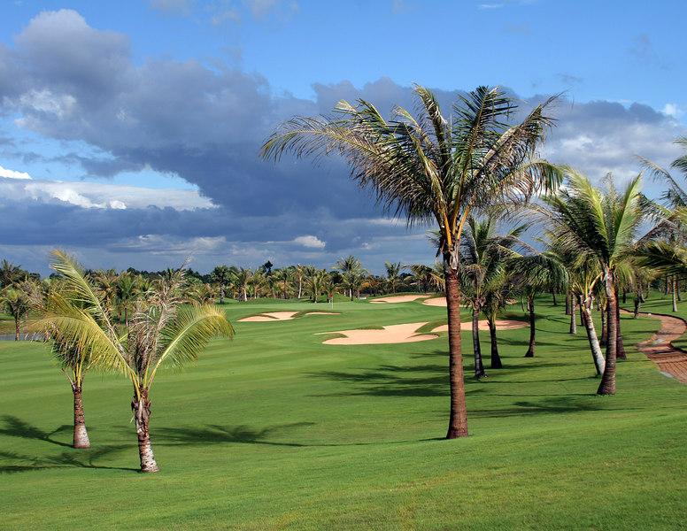 Golf -- Phokeethra CC near Siem Reap, Cambodia
