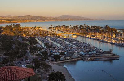 Golden Hour - Dana Point