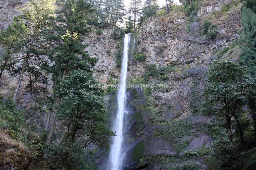 Multnomah Falls, Oregon - September 2010