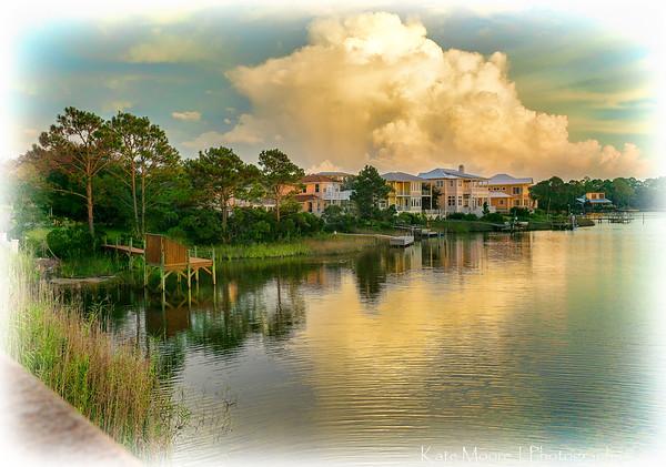 Eastern Lake, South Walton county Florida