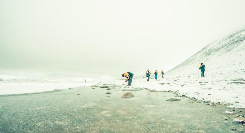 A Desolate Photo Walk In Antarctica