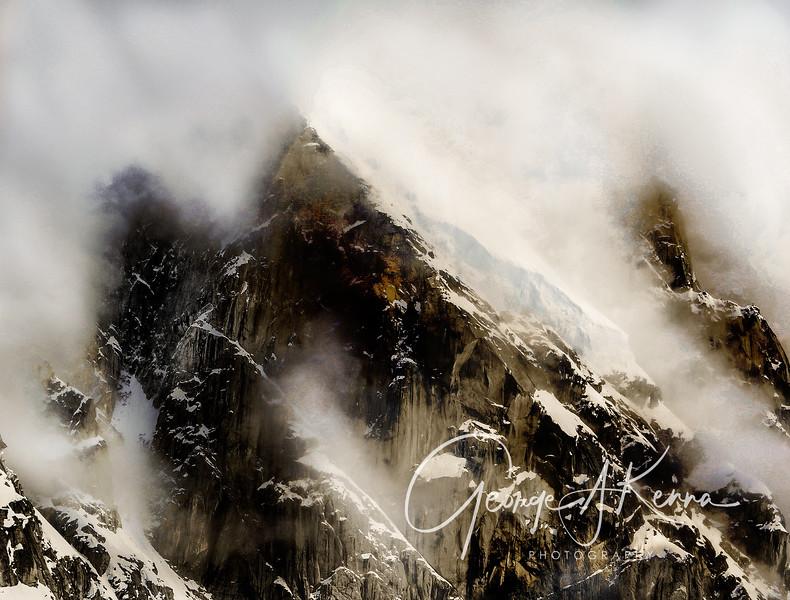 Mt Denali, Alaska