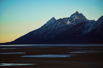 'Lost Reflection' ~ Grand Teton National Park