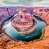 Horse Shoe Bend, Lower Antelope Canyon