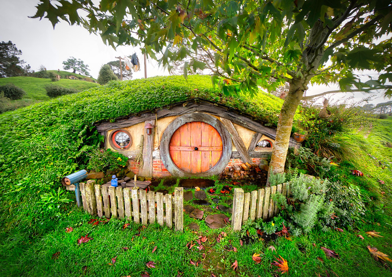 Another Perfect Little Hobbit Hole