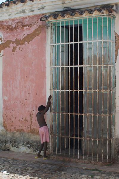 Trinidad Street Boy