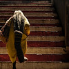"<h2>Hindu Ascent</h2> <br/>This is a 94-year-old woman ascending the final stairs in the 272-step ascent in the Batu Caves, a pilgrimage site in Malaysia for over 800,000 Hindus per year.<br/><br/>Her hair is 3 meters long (about 9 feet). She has never cut it her entire life. It is so long, she has to fold it back and forth a few times and wrap it to keep it from dragging behind.<br/><br/>- Trey Ratcliff<br/><br/><a href=""http://www.stuckincustoms.com/2006/08/20/hindu-ascent/"" rel=""nofollow"">Click here to read the rest of this post at the Stuck in Customs blog.</a>"