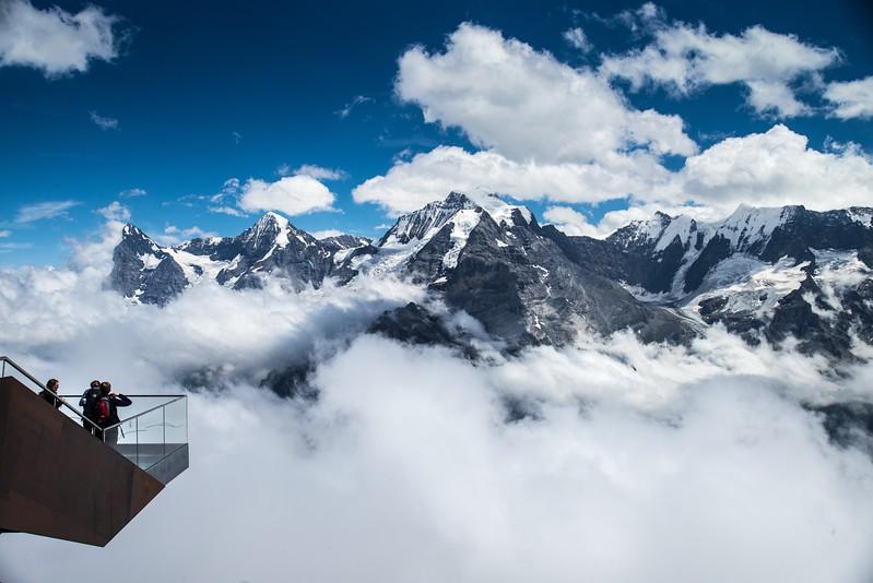 Schilthorn, Swiss Alps