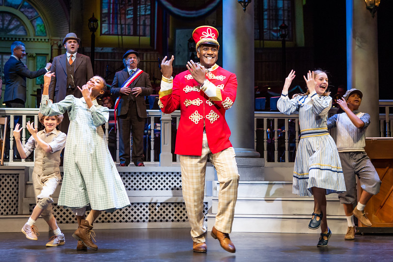 """The Music Man"" / Kennedy Center 2019"