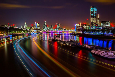 Thames Traffic Trails