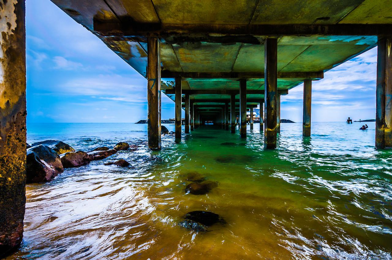 Makapu'u Pier