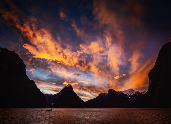 A Moving Sunset When the sun started going down in Milford Sound, I figured I was going to start using up a lot of memory cards. I'm still using those RAW Steel cards that are 16GB each. The D800 has been filling up my cards pretty quickly, so I've been thinking about upgrading to 32GB. But I already have a load of 16GB and swapping isn't that much of a pain… maybe I should just wait until I need the 64GB some day… if ever.- Trey RatcliffClick here to read the rest of this post at the Stuck in Customs blog.
