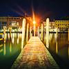 In Venice Around Midnight