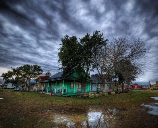 "The Place in Texas Where They Found the 17 Bodies Now this is a proper Texas ghost town! It was always one of those things that fascinated me as a child.  Pretty much anything with the name ""ghost"" in it was cool back then, including my ""Choose Your Own Adventure"" books.  I remember there was one called ""Deadwood"" or something like that, which always had a creepy ghost town feel to it.Anyway, this is a strange abandoned town outside of Brenham, Texas (Home of Blue Bell Ice Cream!).  And no, 17 Bodies were not found here... just being a bit dramatic.  Or maybe there WERE 17 bodies here but the authorities are just covering it up.  It's all true.  I heard Alex Jones say it.Last, I have updated my Nikon 14-24 Review and my Nikon 24-70 Review with new photos and the like.  I know that only about half of our audience is photographers, but some people are looking to get into it more seriously, so maybe those will be helpful to you!- Trey RatcliffClick here to read the rest of this post at the Stuck in Customs blog."