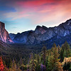 "<h2>The Yosemite Valley</h2> This was my first trip to Yosemite ever, so I was pretty excited.  I've been to Yellowstone about a dozen times, but this has always been a blank spot for me.  It was a great trip and we had all sorts there from the Google+ PhotoWalk.<br><br>The first evening there had a nice set of pinks and some vermillion reflections that cascaded down the valley.  Subsequent days had me traveling all the way down the valley to see all the same mountains from a variety of perspectives.<br><br>- Trey Ratcliff<br><br><a href=""http://www.stuckincustoms.com/2012/01/09/the-yosemite-valley/"" rel=""nofollow"">Click here to read more at the Stuck in Customs blog.</a>"
