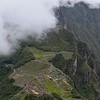 Machu Picchu From Huayna Picchu 3 - Machu Picchu Peru