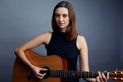 Portrait of Sofia Lafuente