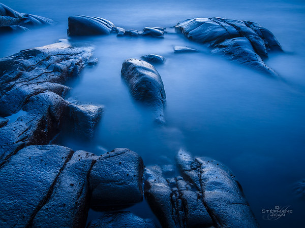 Blue Hour Bath