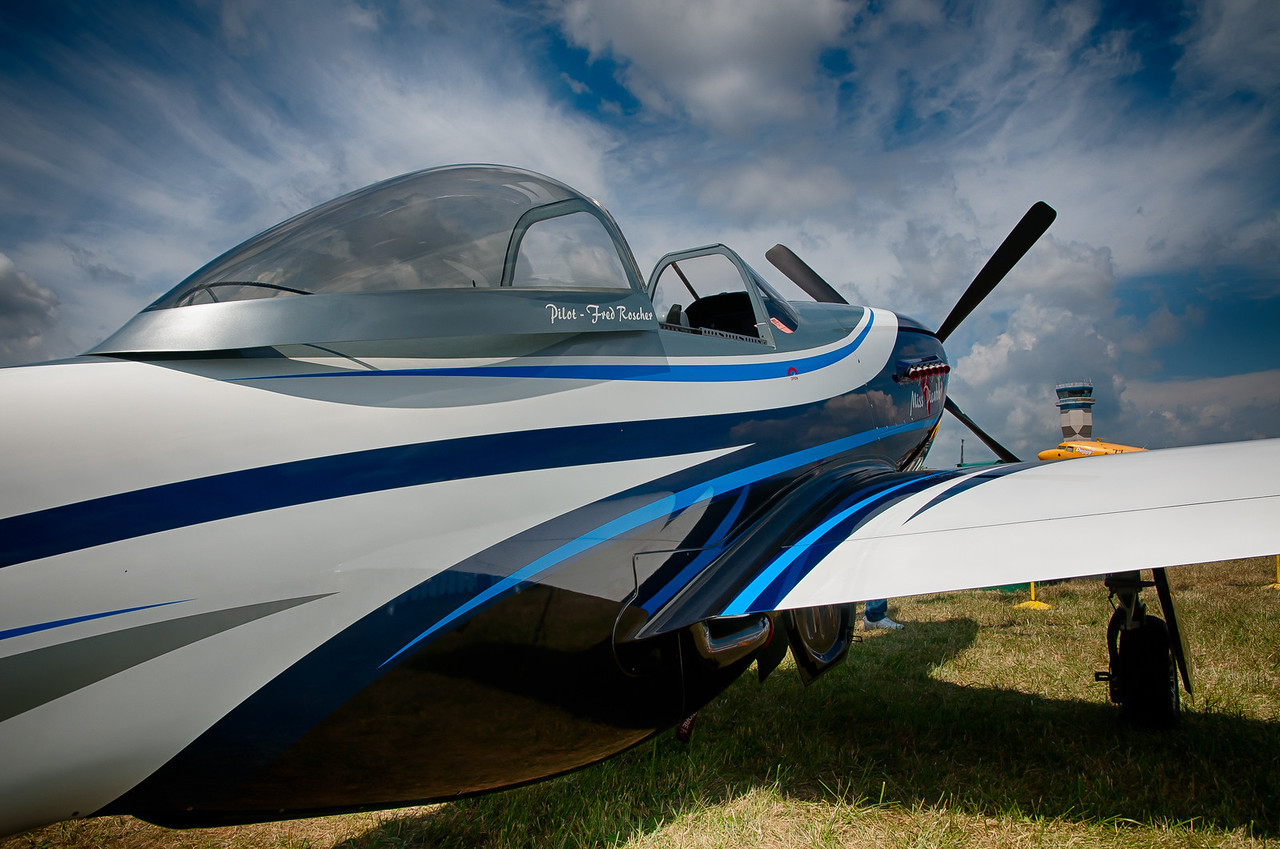 P-51 Miss Picabo