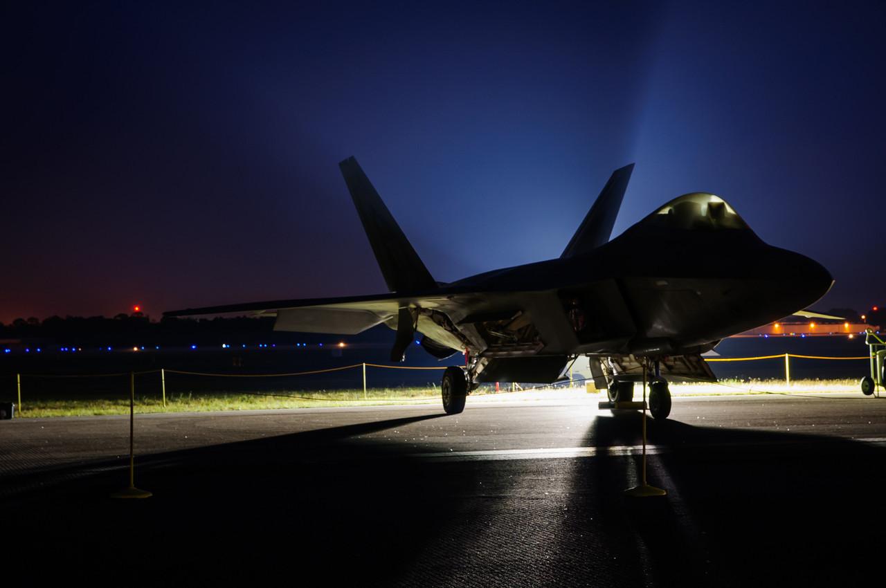 F-22 Back Light