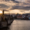 Prague Golden Hour