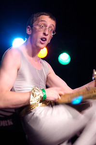 Air Guitar Championships, Knitting Factory NYC 2006