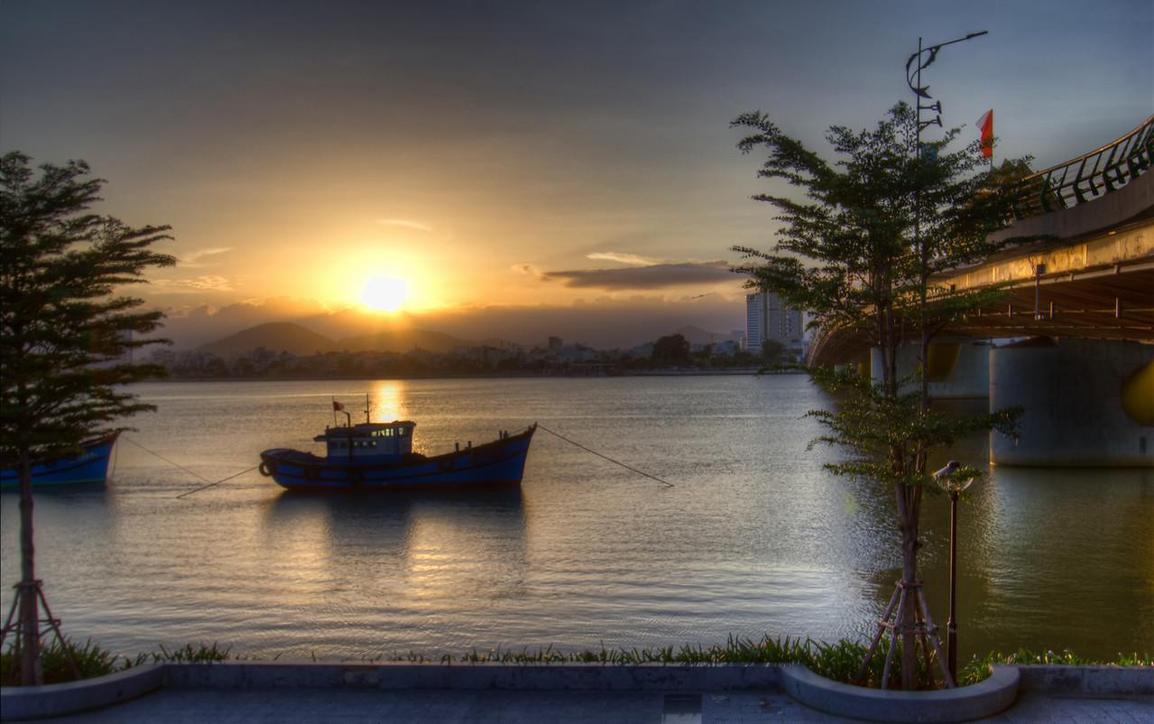 Da Nang Sunset