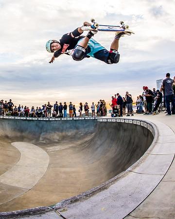 Christian Hosoi @ Venice Skatepark