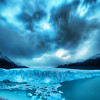 "<h2>The Massive Glacier at Dusk</h2> <br/>This is the Perito Moreno Glacier that empties into Lago Argentina. It was simply awesome to be there, as you can plainly see.<br/><br/>I was there with a bunch of Russians who had brought an insane amount of cognac. Between shots, they would all drink cognac, yell, and try to bring down the next ice wall. We were the only ones there, and we stayed until the last moments of dark to eek out every last bit of light from the sky.<br/><br/>- Trey Ratcliff<br/><br/><a href=""http://www.stuckincustoms.com/2009/09/10/the-massive-glacier-at-dusk/"" rel=""nofollow"">Click here to read the rest of this post at the Stuck in Customs blog.</a>"