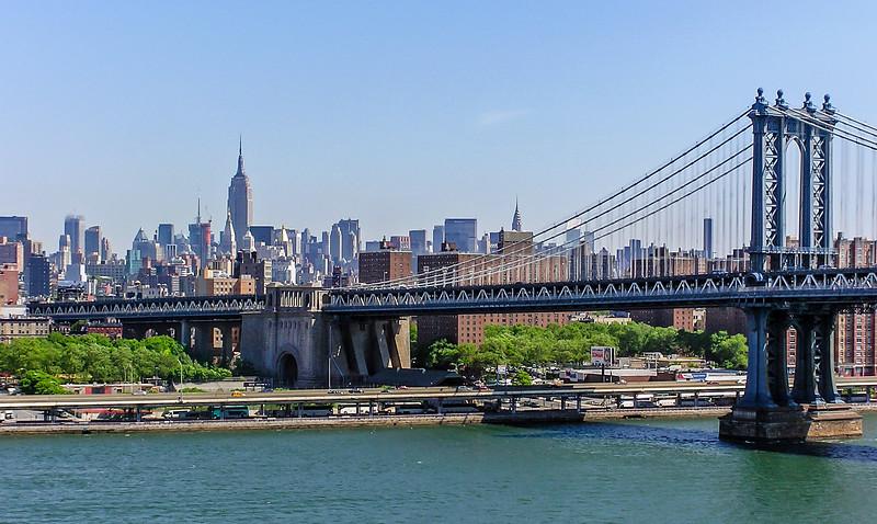 Midtown & the Manhattan Bridge