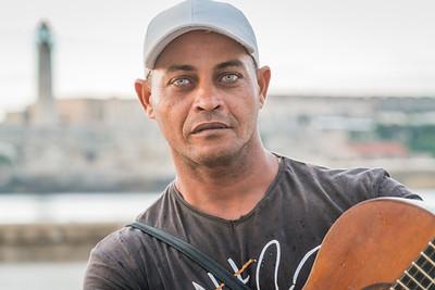 The Cuban Musician