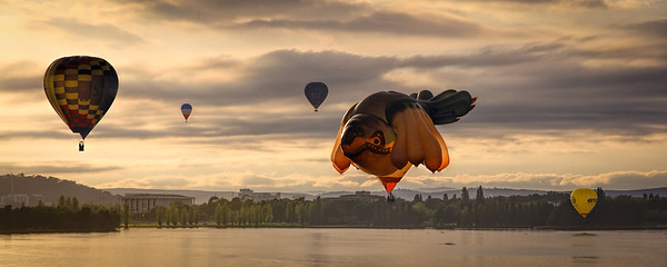 Skywhale and the Balloon Spectacular