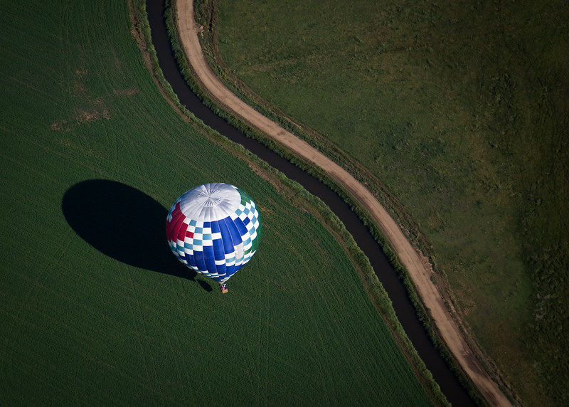 Balloon Touchdown