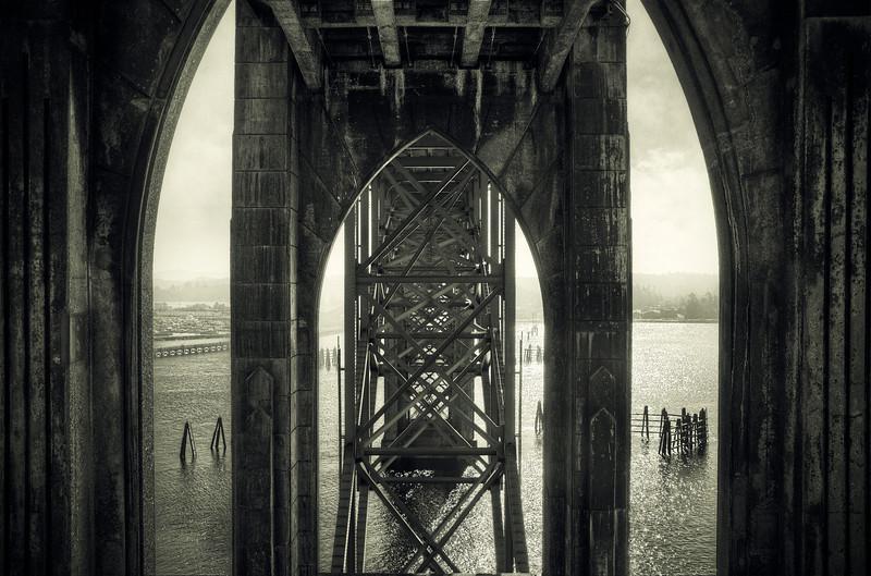 'Safe Passage' ~ Newport, OR