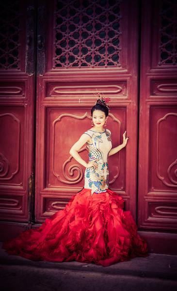 Wedding Fun In Beijing