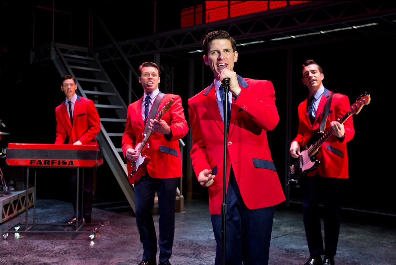 """Jersey Boys"" / National Tour 2013"