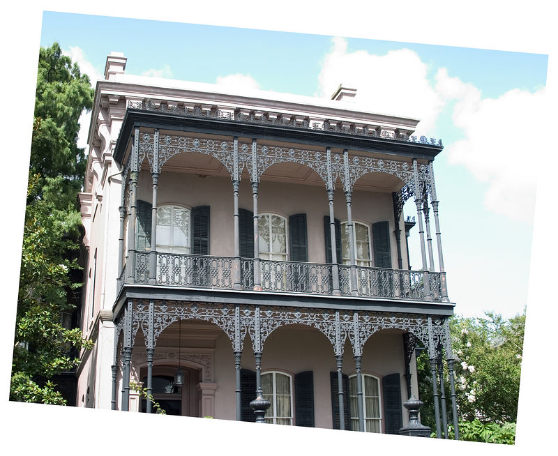 New Orleans -- Garden District home