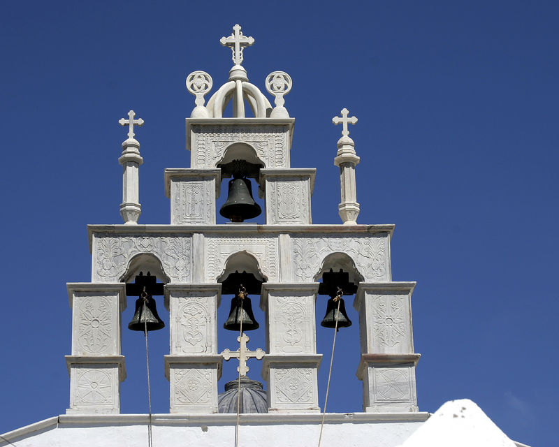 Greek Orthodox church bells