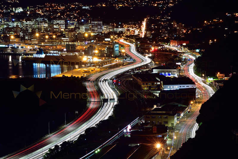 Wellington Urban Motorway