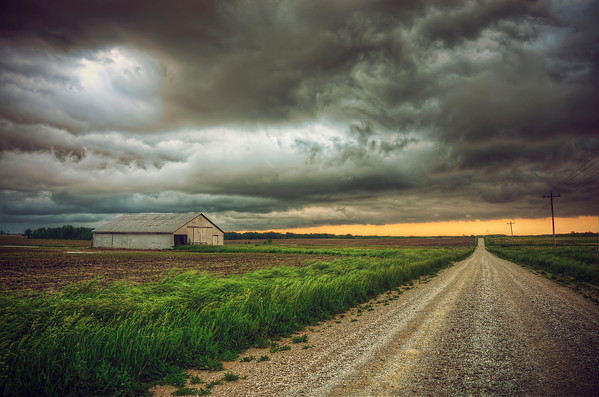 'If Only I Could Escape' ~ Rural Missouri