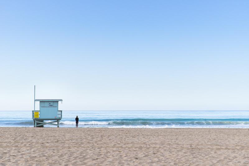 Morning in Venice Beach