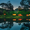 Hobbiton In Evening Light