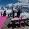 Schilthorn viewing platform