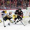 NHL 2017: Penguins vs Senators MAR 23