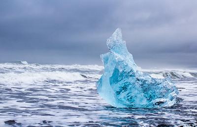 Blue Ice • Jökulsárlón